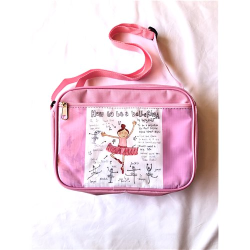 """How to be a Ballerina"" Bag"
